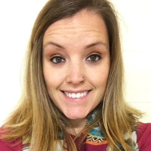 photo of Katie Webber, graduate student