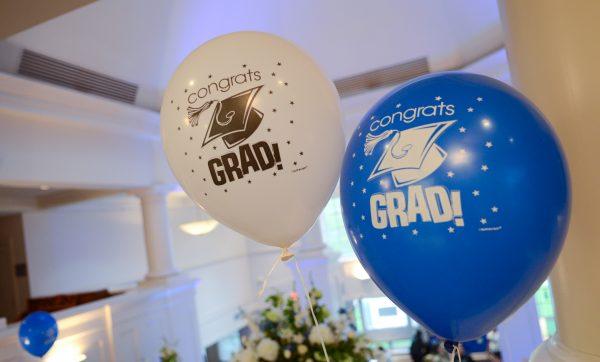 photo of Graduation balloons
