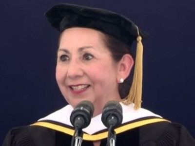 photo of Juliet Garcia, president of UT-Brownsville