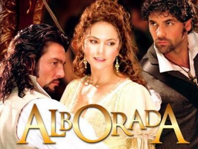 promo image for Albadora, a telenovela