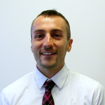 photo of Thomas Meade, assistant professor in-residence