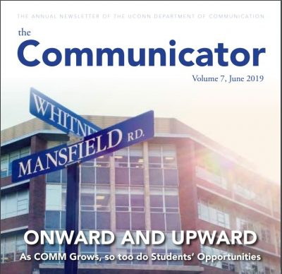 image of front cover of The Communicator