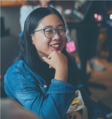 photo of Cen April Yue, assistant professor